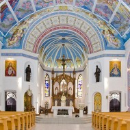 catholic cathedral interior