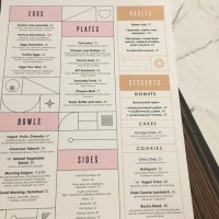 immigrant fine diner menu