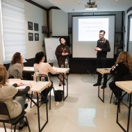 lecture on aesthetic cosmetology