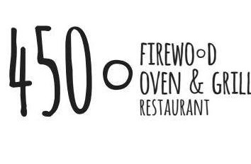 450 Firewood Oven&Grill
