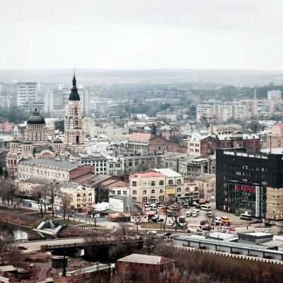 Hotels in Kharkov