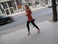 Fashion and Girls in Kharkov