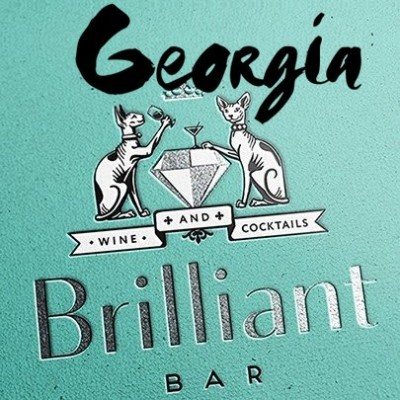 Georgia and Brilliant Bar