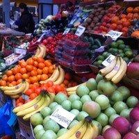 Pavlovo Pole Market